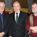 Matt Cranitch, Minister Deenihan and Jackie Daly