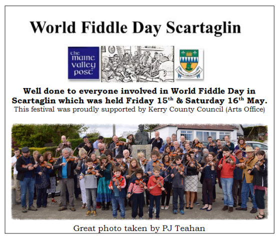 World Fiddle Day 2